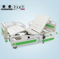 Buy cheap Sprayed Steel Full Electric Hospital Bed For Home Use 1 Year Warranty product