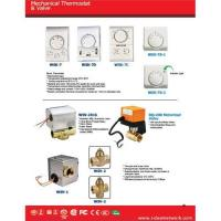 Quality Mechanical Thermostat & Valve for sale