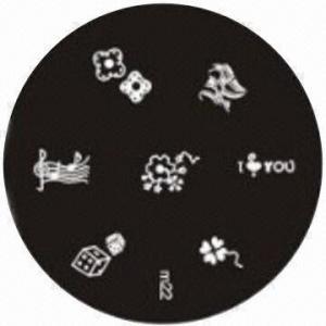 China Nail Art Stamping Plates/Images, Stamping Nail Art Set, Nail Art Decoration on sale
