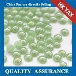 Quality green ceramic china hot fix rhinestones wholesale,hot fix rhinestones in bulk for sale