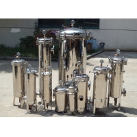 China Industrial 304 Stainless Steel 10 Inch Cartridge Filter Housing on sale