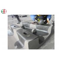 Quality Pulp Lifter Liner / Sag Mill Liners High Temperature Resistance EB17005 for sale