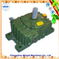 Quality Small Industrial Gearbox Foot Flange Mounted Less Than 6 Accuracy for sale