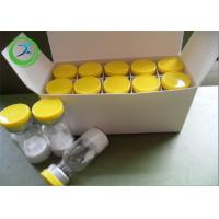 Buy cheap White Powder Bodybuilding Muscle Growth Bremelanotide Human Growth Peptides PT-141 product