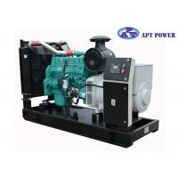 Buy cheap Diesel Backup Generator 350kVA Cummins DG Set with Water Cooling Radiator product