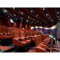 3d 4d 5d 6d cinema theater movie motion chair seat system furniture