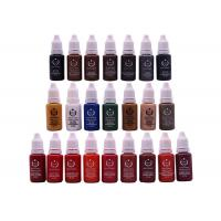 Quality Biotouch Pigment Tattoo Ink 15ml For Tattoo Eyebrow Semi Permanent Makeup for sale