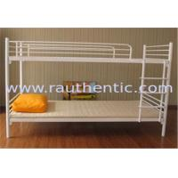 Quality Space - Saving Full Size Furniture Bunk Beds With Heavy - Duty Steel Consturcture for sale