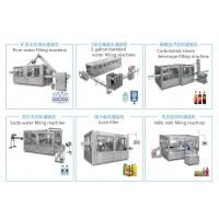 Quality CGF 8-8-3 Water Bottle Washing Filling Capping Machine,Production:2000-3000 bottles per hour. for sale