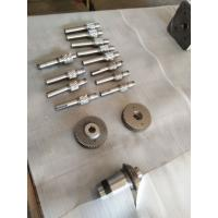 Quality Customized Steel Spring Spiral Bevel Gear Shaft High Precision Pinion Shape for sale