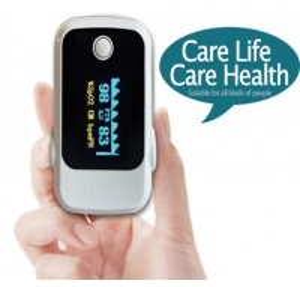 Quality Health Care LED Display Digital Finger Probe Pulse Oximeter for sale
