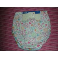 Quality Girls Breathable OEM 100 Polyester Organic Kids Underwear for sale