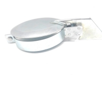 """Quality Truck 5"""" Chrome Plated Rain Cap for Exhaust Stack Pipe Cover Weather Cap for sale"""