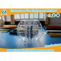 Buy cheap 1.8m TPU Inflatable Soccer Balls Bumper Knocker Ball For Soccer Club , School product