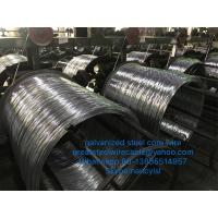 Quality High Carbon Wire Rod Galvanized Steel Core Wire For Turkey To Penguin for sale