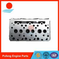 Quality agricultural machinery engine parts, brand new Kubota cylinder head D1503 for sale