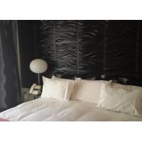 Quality Vinyl 3d Wall Panel Colored PVC Wall Coverings for Indoor Screen Laminated Wall Board for sale