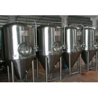 Buy cheap Stainless Steel Fermenter Beer Brewing Equipment Tanks System Full Jacket product