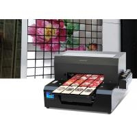 China A3 UV Dtg Flatbed Printer  T Shirt Ink Printer Machine 6 Colors Channels on sale