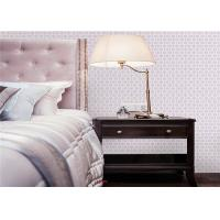 Buy Anti - Static Easy To Remove Wallpaper Flower Pattern With European Style at wholesale prices