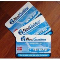 Buy cheap Nxp Mifare Ticketing Cards product