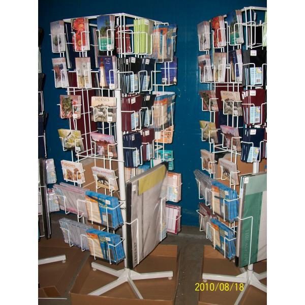 Spinning Magazine Display Racks office magazine stand, brochure ...