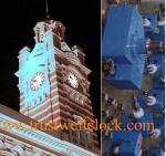 Quality movemen for church building clock, mechanism for CHURCH CLOCK,OLD CHURCH WALL CLOCK,-GOOD CLOCK YANTAI)TRUST-WELL CO LTD for sale