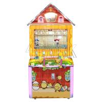 Quality Crazy Egg claw machine coin operated games token coin video juegos for sale