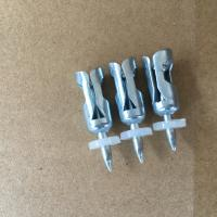 Quality POWER ACTUATED FASTENERS SHOOTING NAILS CONCRETE NAILS WITH WASHER for sale