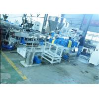 Hight Torque Dual Screw Extruder With Strand Pelletizing System For Filler Masterbatch