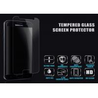Quality Samsung S7 Durable Samsung Tempered Glass Screen Protector Anti Fingerprint 0.3mm for sale