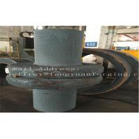 Quality AISI 4340 34CrNiMo6 40NCD3 SNCM439 Gear forged steel shaft  Q+T Heat Treatment  Rough Turned for sale