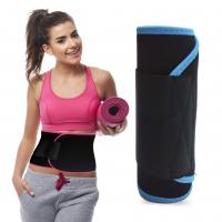Quality Comfortable Waist Trimmer Belt Weight Loss Sweat Waist Support For Protective for sale