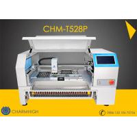 Buy cheap CHMT528P 28 feeder 2 Heads Auto Calibrate Mark2 Benchtop Advanced SMT Chip Mounter Vision + Yamaha Feeder product