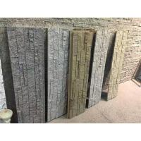 Quality Waterproof Brick 3d Wall Panels Fire Retardant 3d Wall Board for Exterior Wall Replacement for sale