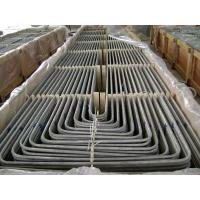 Quality Stainless Steel U Bend Heat Exchanger Tube TP304 Material Stable Performance for sale