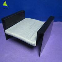 Quality OEM Factory Supply Designer Acrylic Bed / Sofa Bed For Pet Dog Handmade for sale
