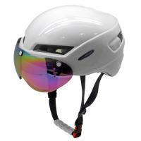 Quality Offset Printing Road Bike Adult Bicycle Helmet For Cycling Lovers OEM & ODM for sale