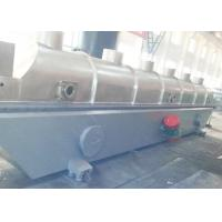 Quality Steam Heating Continuous Fluid Bed Dryer For Drying Wet Tablets Granules for sale