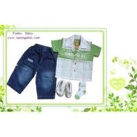 China Baby's clothing,baby's gift set, baby's suits, baby's garments baby's shirts, baby T shirts on sale