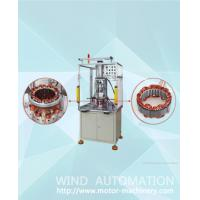 Quality Car generator stator wave winding Coil and wedge auto inserting machine for alternator for sale