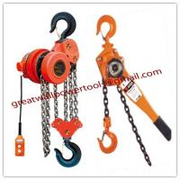 Quality Price 1.5 Ton Lever Block,Chain Hoist for sale