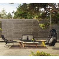 Buy Modern PE rattan chair Outdoor Garden furniture sets patio wicker chairs at wholesale prices