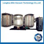 Quality Plastic Curtain Parts Vacuum Metalizing Machine for sale