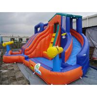 Buy cheap CE Certificate Inflatable Water Park With Slide PVC Tarpaulin For Kids Water from wholesalers