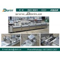 Quality Healthy Nutritional Vegetarian Cereal Bar Making Machine with Siemens PLC & Touch Screen for sale