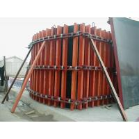 Quality ISO9001 Approved permanent Concrete Column Formwork with 5000kgs Risist compresion for sale