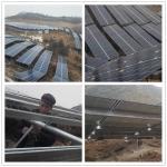 Quality 1580X808X35mm Photovoltaic Solar Aluminium Frame for sale
