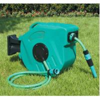 Buy cheap High pressure retractable hose reel 10m , garden hose reels retractable product