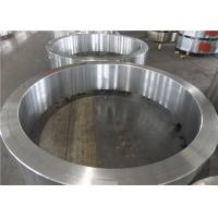 Buy Hot Rolled EN 42CrMo4 Forged Steel Rings Q+T Heat Treatment Gear Blnaks at wholesale prices